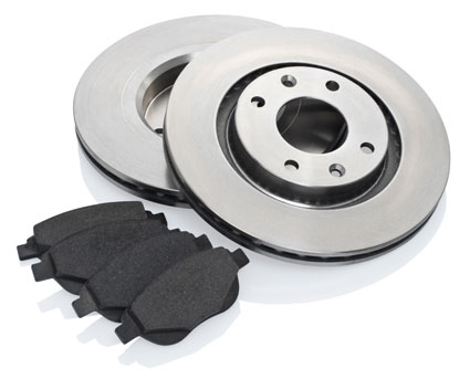 BMW X3 pads and rotors