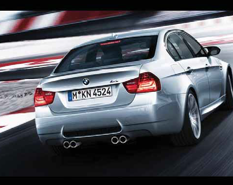 BMW M3 Superkit Brochure PDF