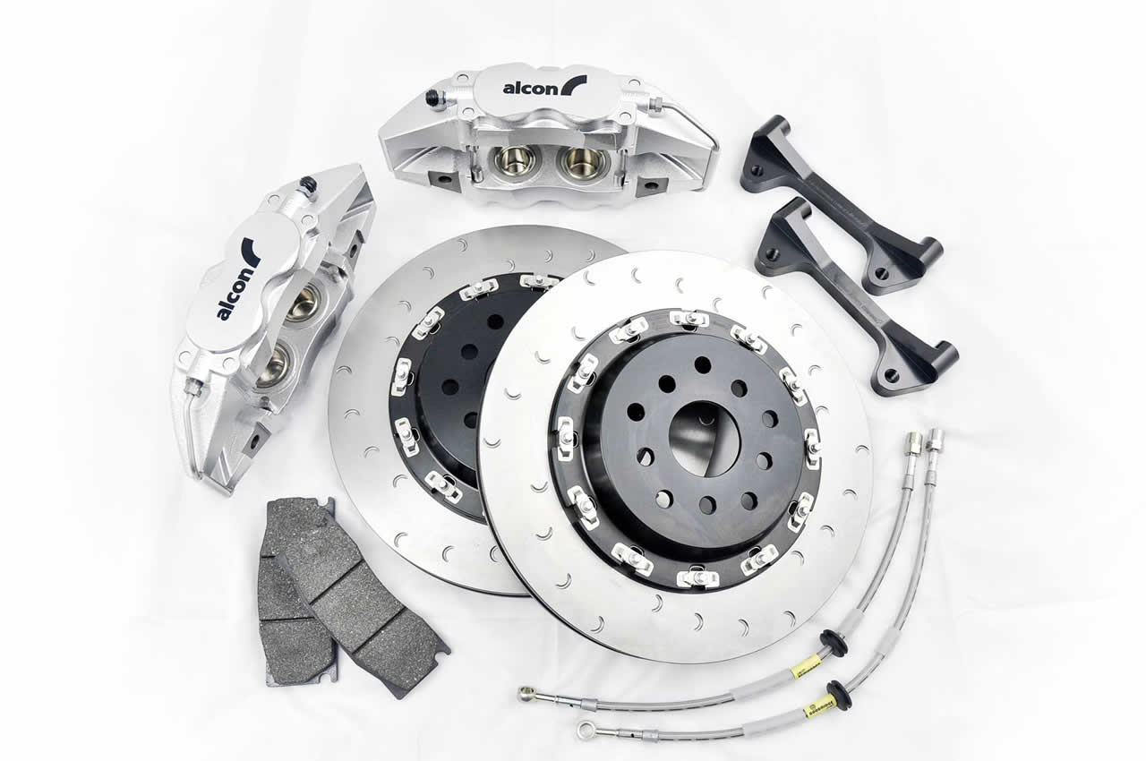 Alcon Paragon Brake Kit